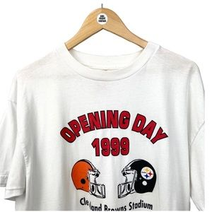 Vintage NFL 1999 Opening Day Tee